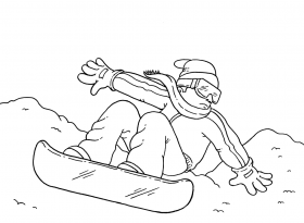 Surf Iceberg With Snowboarding Coloring Pages For Kids #b31 : Printable Snowboarding  Coloring Page… | Sports coloring pages, Coloring pages, Coloring pages for  kids