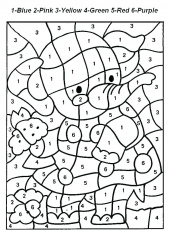 color by number coloring sheets – arpitbatra.me