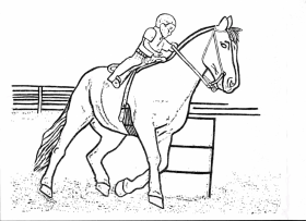 Clown Coloring Pages Rodeo Clown Coloring Pages Kids Coloring