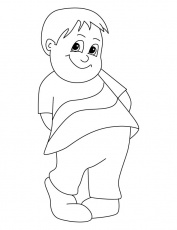 emotions coloring pages for kids