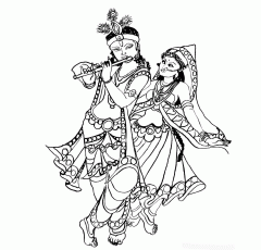 Stunning Baby Krishna Images Coloring Pages Pictures - Coloring 2018 ...