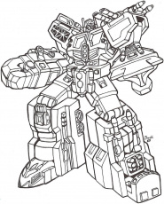 Transformers Ready To Fight 159002 Ironhide Coloring Pages - Ironhide-coloring-pages