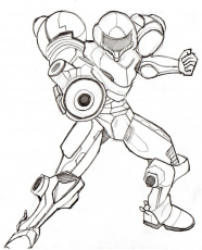 Super Smash Bros Brawl Coloring Pages Sketch Coloring Page