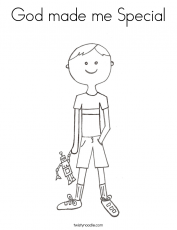 printable coloring pages god made me special coloring home