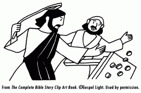 Jesus and the Moneychangers | Mission Bible Class