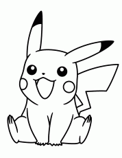 6 Pics Of Pokemon Coloring Pages Only