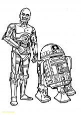 Coloring Pages : R2d2 Free Coloring Pages Lego To Print C3po ...