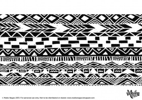 tribal design coloring pages | Best Coloring Page Site
