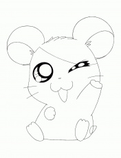 Free Coloring Pages Cute Animals - Coloring