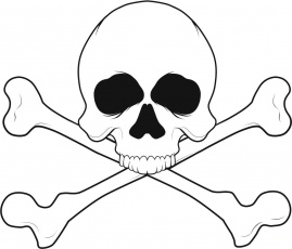 Free Printable Skeleton Coloring Page Inspiring - Coloring pages