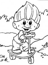 Coloring pages, Coloring and Kids fun