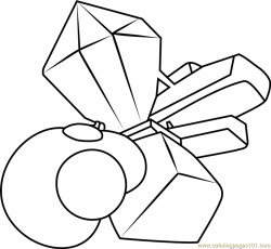 Cluster Gems Steven Universe Coloring Page - Free Steven Universe Coloring  Pages : ColoringPages101.com