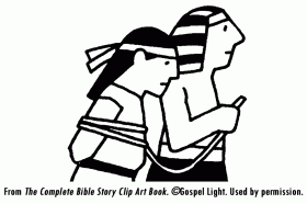 Joseph Sold By His Brothers | Mission Bible Class