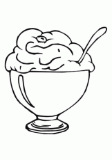 Ice Cream Coloring Pages | ColoringMates.