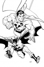 Superman Coloring Pages : Batman Superman Flying Coloring Pages ...